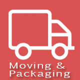 Moving + Packaging
